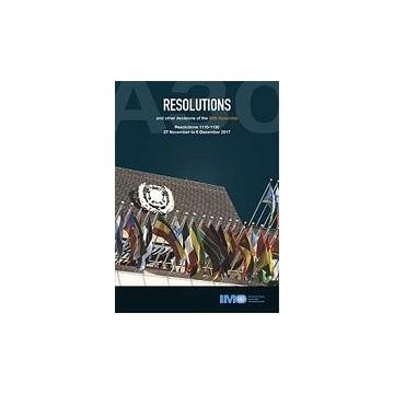 I30E: RESOLUTIONS, 30 SESSION
