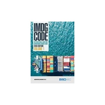 IMDG CODE, 2018 ED