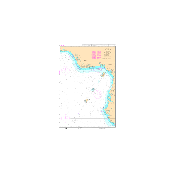 Carta 5G (INT 2088): De Lagos a Gamba