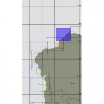 Carta 411. Del Cabo Ortegal...