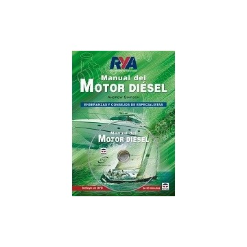 MANUAL DEL MOTOR DIESEL+ DVD