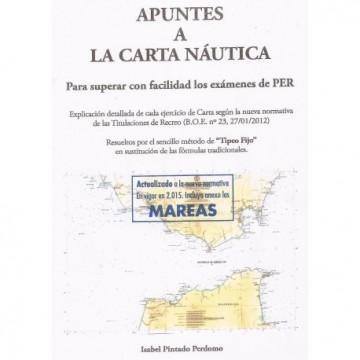 APUNTES A LA CARTA NAUTICA