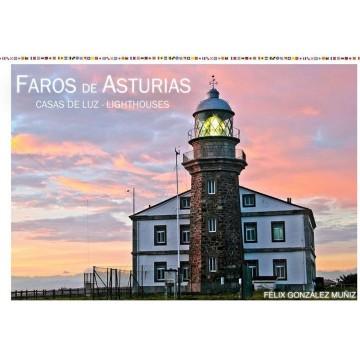FAROS DE ASTURIAS. CASAS DE...