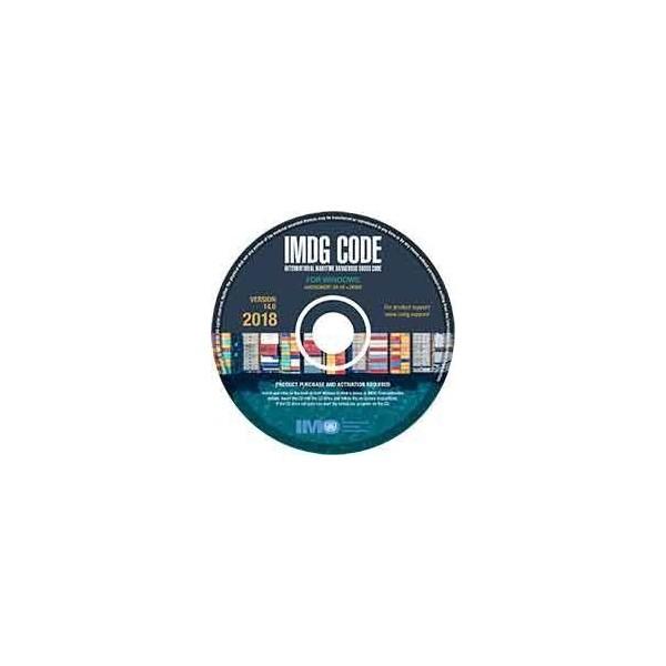 DL200E IMDG Code for Windows (V14), 2018