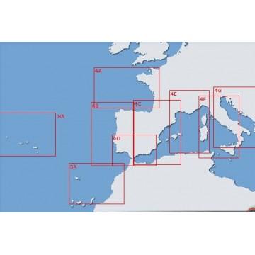 Carta 4G (INT 306): Del Mar...