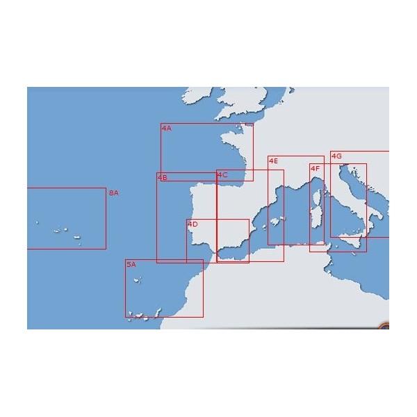 Carta 4G (INT 306): Del Mar Adriatico...