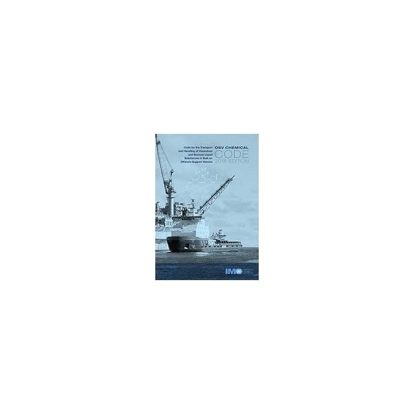 IA289E. OSV CHEMICAL CODE,2018 ED