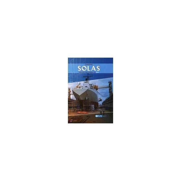 SOLAS, EDICION CONSOLIDADA 2014