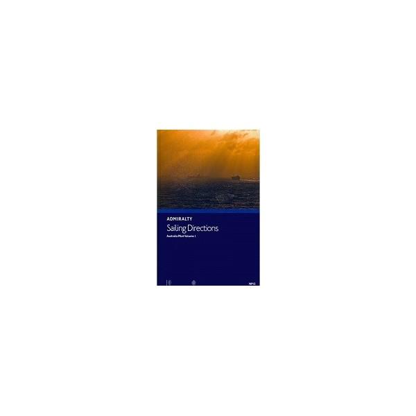 NP13. AUSTRALIA PILOT VOLUME 1,5RD...