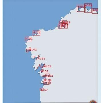 Carta 4083: Puertos de...