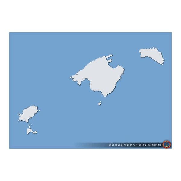 Carta 4241: Porto Colom, Porto Cristo...