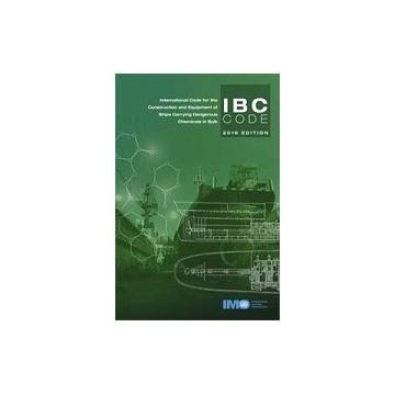 ID100E. IBC CODE