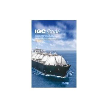 IA104E. IGC CODE,2016 ED