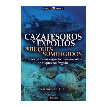 CAZATESOROS Y EXPOLIOS DE...