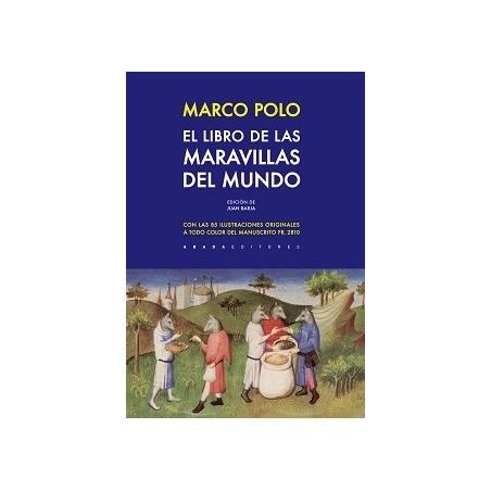LIBRO DE LAS MARAVILLAS DEL MUNDO,EL