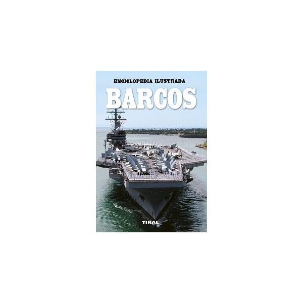 ENCICLOPEDIA ILUSTRADA DE BARCOS