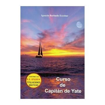 CURSO DE CAPITAN DE YATE