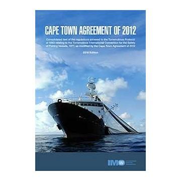 IA793E CAPE TOWN AGREEMENT,...