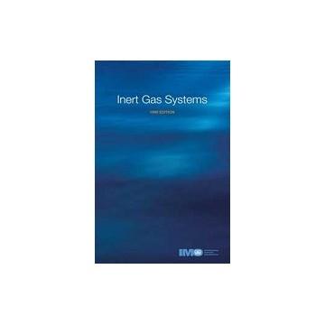 I860E INERT GAS SYSTEM,1990 ED