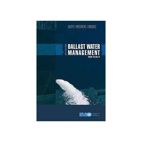 I624E BALLAST WATER MANAGENT-HOW TO DO IT