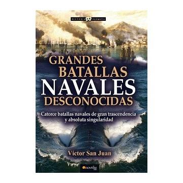 GRANDES BATALLAS NAVALES...