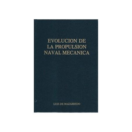 EVOLUCION DE LA POPULSION NAVAL MECANICA