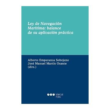 LEY DE NAVEGACION MARITIMA...
