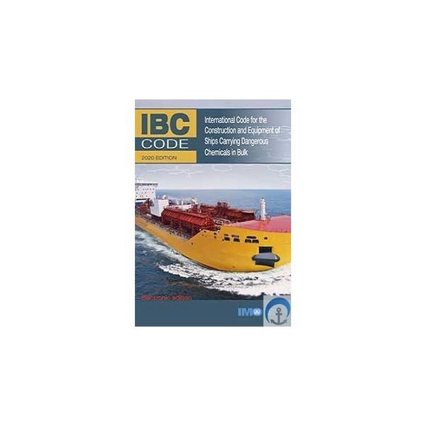 IE100E. IBC CODE, 2020 ED