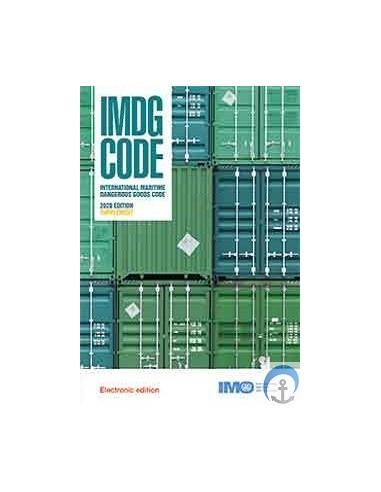 KK210E E-READER IMDG CODE,...