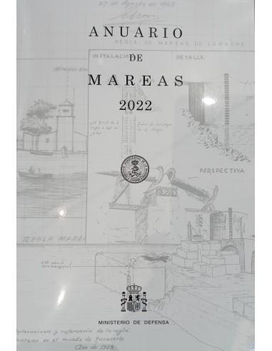 ANUARIO DE MAREAS 2022