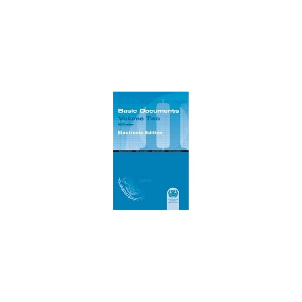 EBOOK: BASIC DOCUMENTS, VOL II