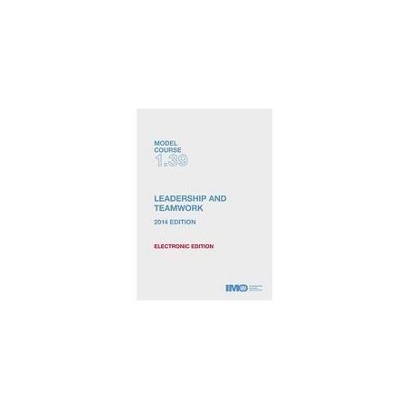 KT139E MODEL COURSE: E-READER LEADERSHIP & TEAMWORK, 2014 ED