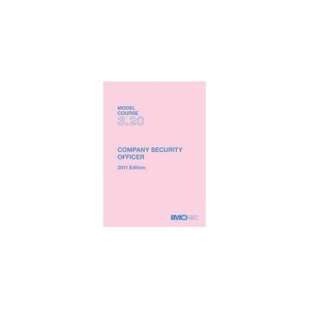 ETA320E MODEL COURSE: EBOOK COMPANY SECURITY OFFICER, 2011 ED
