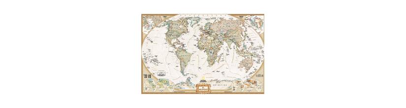 Atlas, mapas,geografía y cartografía