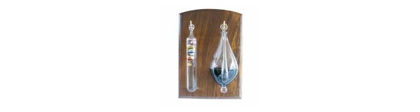 Barómetros y termómetros
