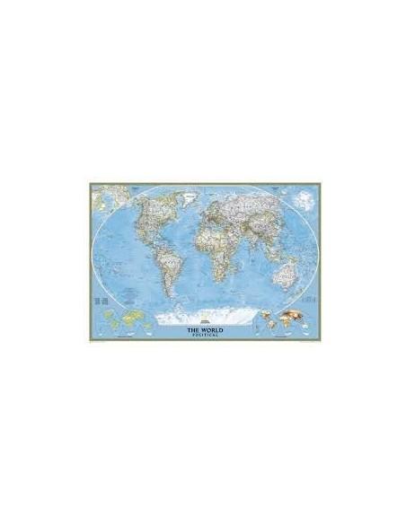 Láminas, Posters y reproducciones de mapas.